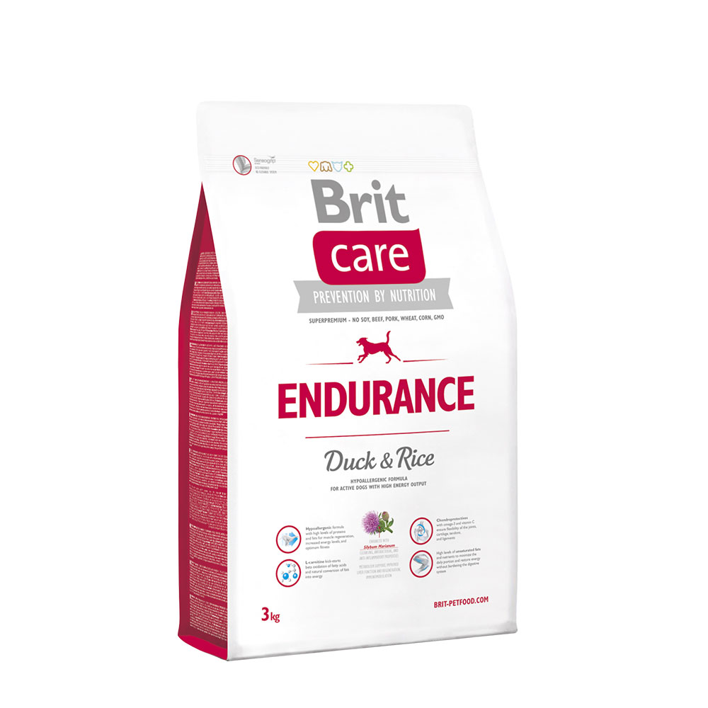 Brit Care Endurance 3kg vafo