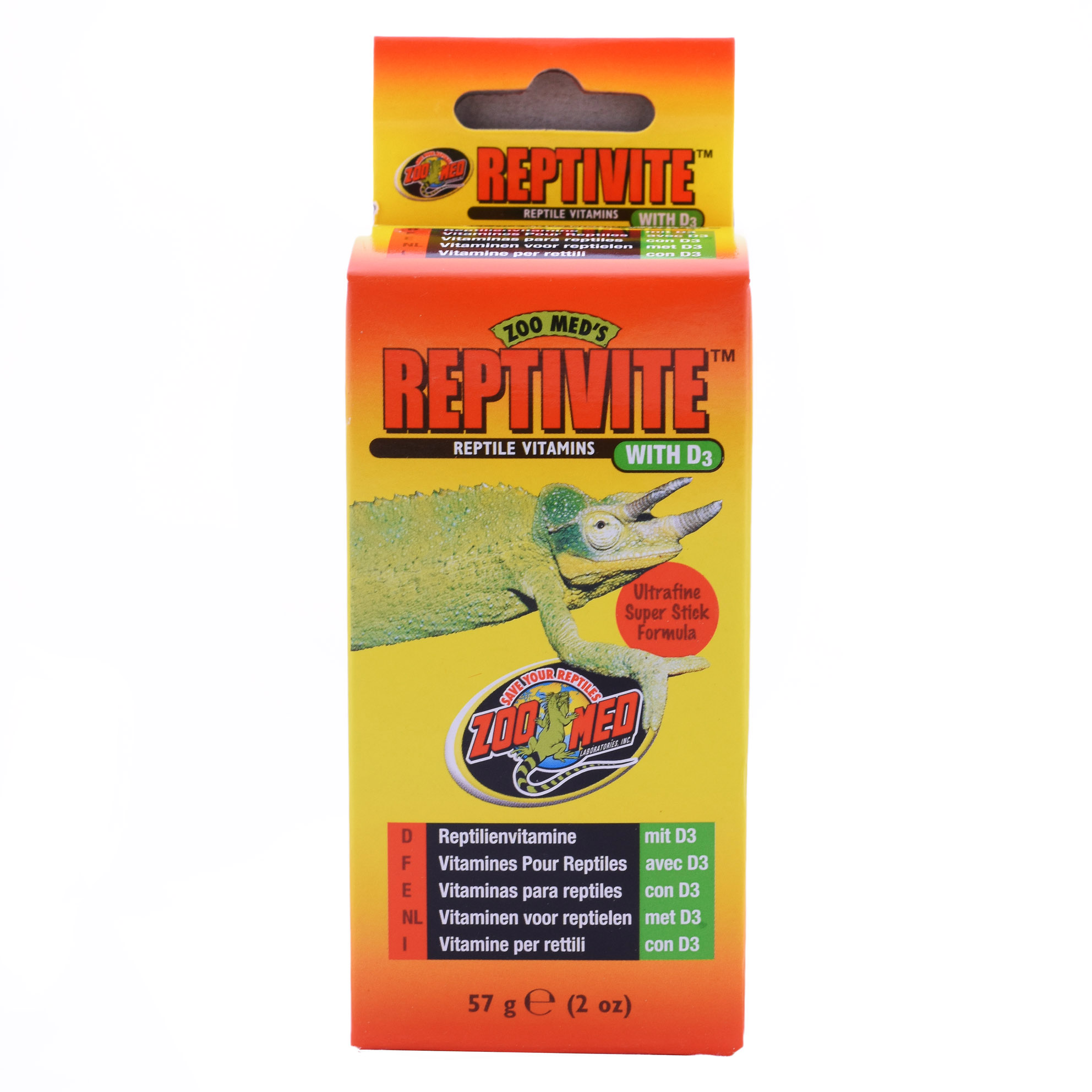 Reptivite 56g - Zoomed